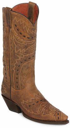 Dan Post Sidewinder Snip-Toe Womens Cowboy Boots