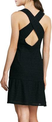 Phoebe Sleeveless Fit-and-Flare Dress