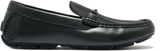 Alfani Shoes, Chime Leather Drivers with Keeper