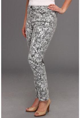 MICHAEL Michael Kors Size Wildflower Ankle Skinny Jean
