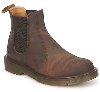 Dr. Martens 2976 CHELSEA BOOT women's Mid Boots in Brown