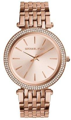 Women's Michael Kors 'Darci' Round Bracelet Watch, 39Mm $250 thestylecure.com