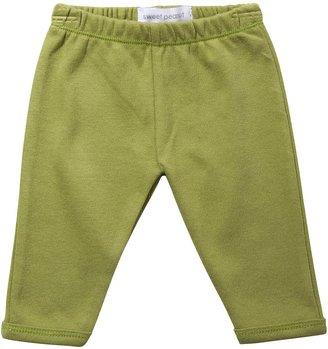 Green Baby Sweet Peanut Organic Leggings