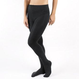 Bliss Shape & slim opaque tights (black)
