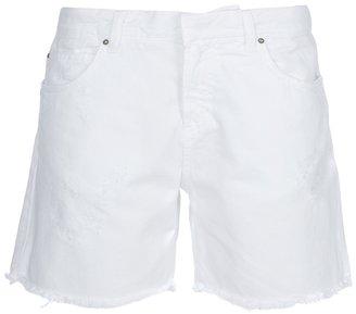 Balmain Pierre denim shorts