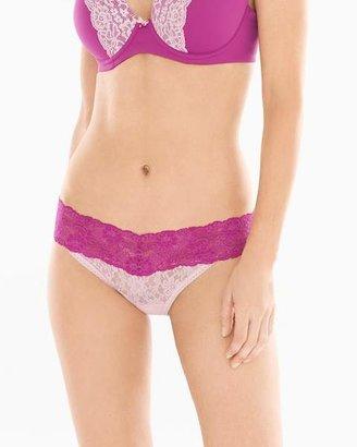 cc81febca0c5 Embraceable Allover Lace Thong