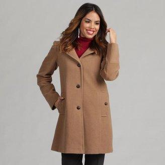 Tommy Hilfiger Women's Classic Collegiate Duffle Coat $87.99 thestylecure.com