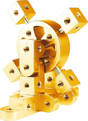 Beyond123 Infinity Set Yellow Gold