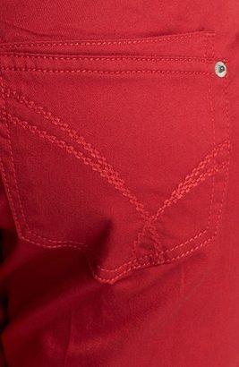 Jolt 'Mini' Crop Skinny Jeans (Juniors)