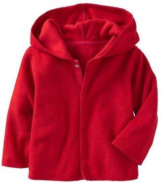 Gap Fleece snap hoodie