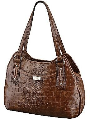 JCPenney 9 & Co.® Wild Mannered 4-Poster Handbag