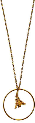 Chic Sick Chic Gold Eiffel Tower Necklace