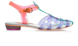 Webster Sophia Violetta jelly sandals