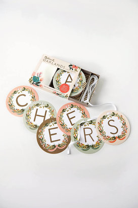 Rifle Paper Co. Botanical Party Garland
