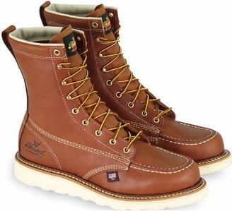 "Thorogood Men's 814-4201 American Heritage 8"" Moc Toe MAXwear Wedge Non-Safety Toe Boot"