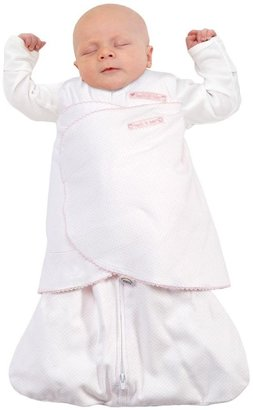 Halo 4-Piece Cotton Layette Set 100% Cotton - Pink-Preemie