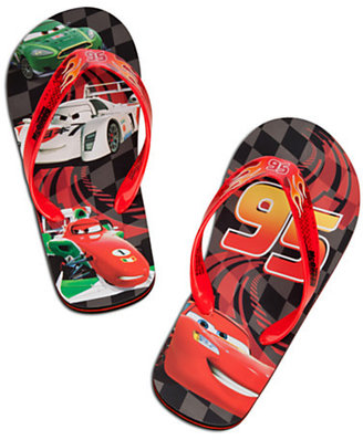 Disney Cars Flip Flops for Boys