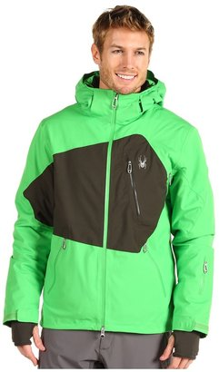 Spyder Omniverse Jacket (Classic Green/Peat/Peat) - Apparel