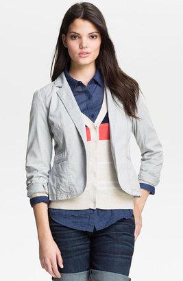 Caslon Dot Print Jacket
