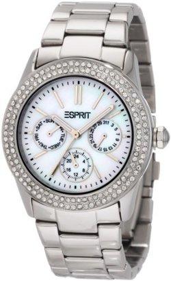ESPRIT Women's ES103822008 Peony Multifunction Watch $145 thestylecure.com