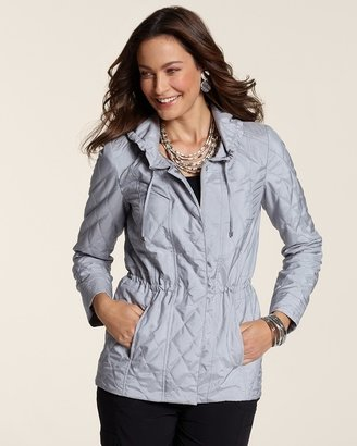 Chico's Zenergy Naila Quilted Jacket