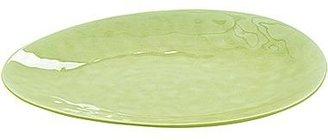 JCPenney ASA Crackle Glazed Set of 4 Dinner Plates