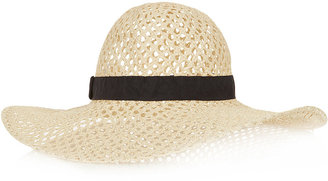 Topshop Large Hole Floppy Hat