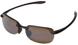 Maui Jim Sandy Beach Asian Fit (Tortoise/HCL Bronze) Fashion Sunglasses