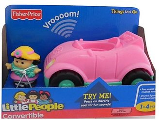 Fisher-Price Little People Convertible