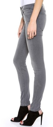 Joe's Jeans Rolled Skinny Ankle Jeans