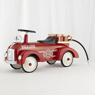 Dalmatian Fire Engine Speedster $129 thestylecure.com