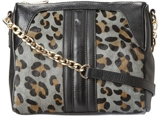 Kelsi Dagger Abbey Crossbody (Black) - Bags and Luggage