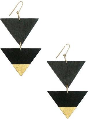BaubleBar Ebony Triad Drops