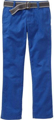 Old Navy Boys Belted Skinny Pants