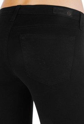 AG Jeans The Sateen Ballad - Super Black