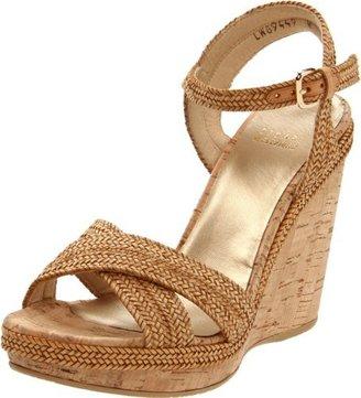 Stuart Weitzman Women's Minx Wedge Sandal