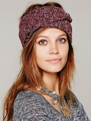 Free People Twisted Gator Headwrap