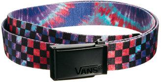 Vans Tie Dye Reversible Belt