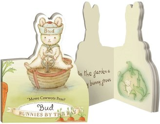 Bunnies by the Bay Bud's Mowe Cawwots Peas Book, Green (Board Book)
