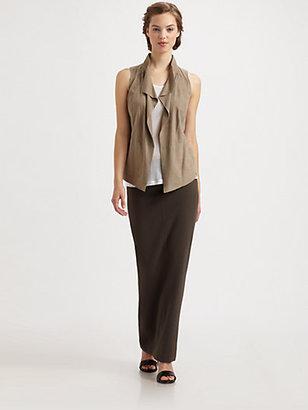 9|15 Stretch Jersey Maxi Skirt