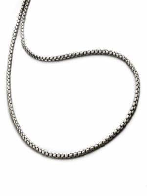 David Yurman Medium Box Chain Necklace