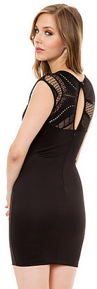 *MKL Collective The Secret Agent Dress in Black
