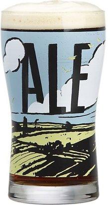 Crate & Barrel Ale Beer. 20 oz.