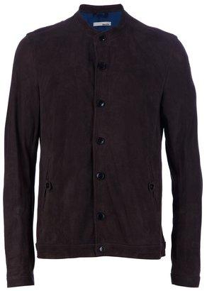 Dacute Suede jacket