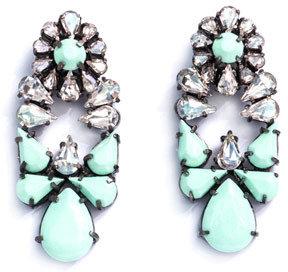 Shourouk Mia earrings