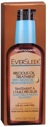 L'Oreal EverSleek Precious Oil Treatment with Argan Oil 4.0fl oz