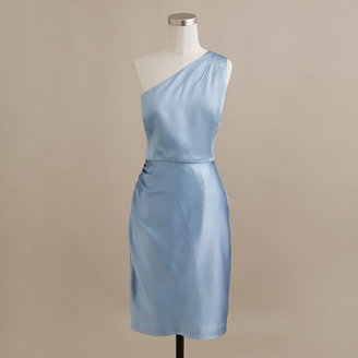 J.Crew Nanine dress in satin
