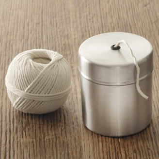 Chefs Stainless Steel Twine Dispenser and Twine