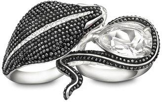 Swarovski Bond Queen Cobra Double Ring