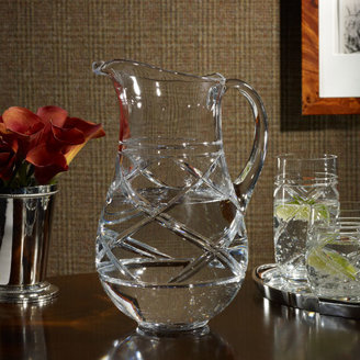 Ralph Lauren Brogan Crystal Pitcher